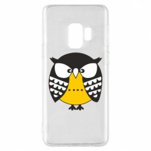 Samsung S9 Case Evil owl