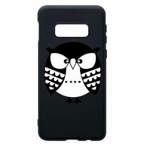 Samsung S10e Case Evil owl