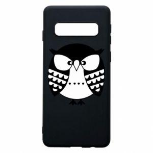 Samsung S10 Case Evil owl