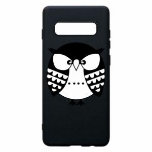 Samsung S10+ Case Evil owl