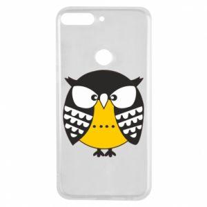 Huawei Y7 Prime 2018 Case Evil owl
