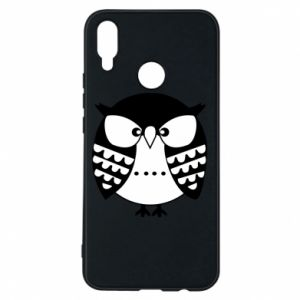 Huawei P Smart Plus Case Evil owl