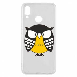 Huawei P20 Lite Case Evil owl