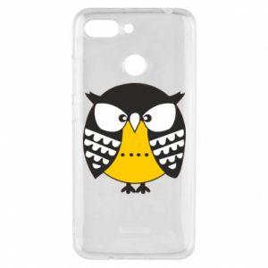 Xiaomi Redmi 6 Case Evil owl
