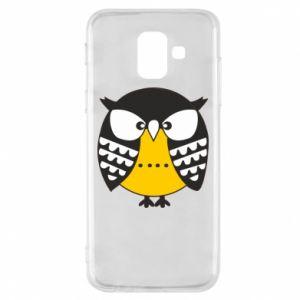 Samsung A6 2018 Case Evil owl