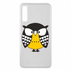 Samsung A7 2018 Case Evil owl