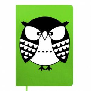 Notepad Evil owl