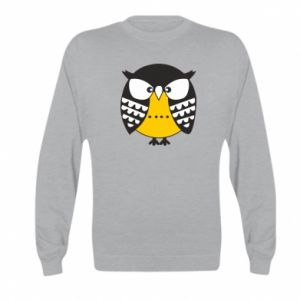 Kid's sweatshirt Evil owl
