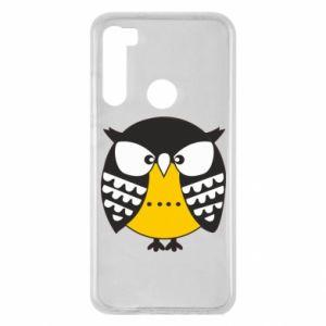 Xiaomi Redmi Note 8 Case Evil owl