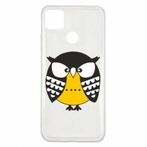 Xiaomi Redmi 9c Case Evil owl