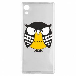 Sony Xperia XA1 Case Evil owl