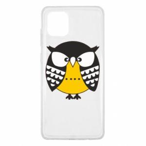 Samsung Note 10 Lite Case Evil owl