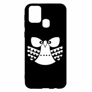 Samsung M31 Case Evil owl