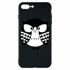 iPhone 8 Plus Case Evil owl