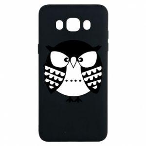 Samsung J7 2016 Case Evil owl