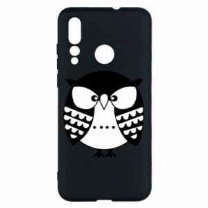 Huawei Nova 4 Case Evil owl