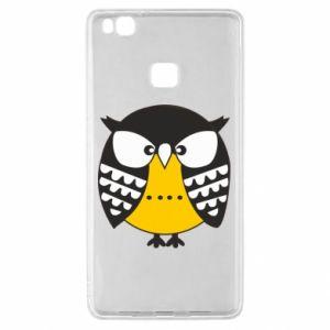 Huawei P9 Lite Case Evil owl