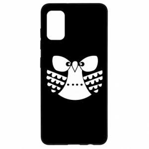 Samsung A41 Case Evil owl
