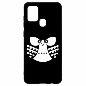 Samsung A21s Case Evil owl