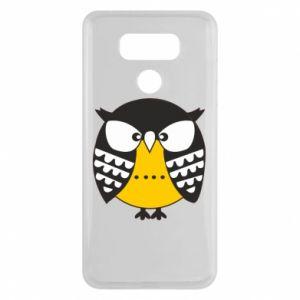 LG G6 Case Evil owl