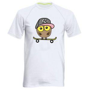 Męska koszulka sportowa Złe