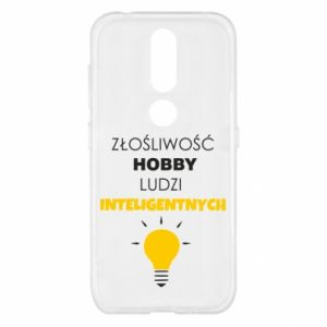 Etui na Nokia 4.2 Złośliwość - hobby