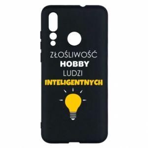 Etui na Huawei Nova 4 Złośliwość - hobby