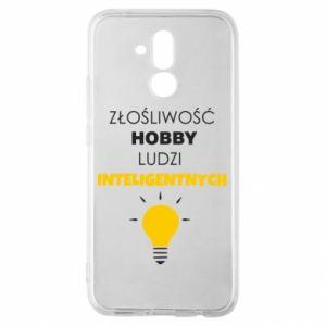 Etui na Huawei Mate 20 Lite Złośliwość - hobby