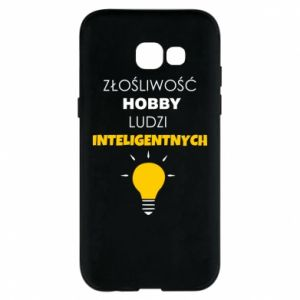 Phone case for Samsung A5 2017 Slander - a hobby - PrintSalon