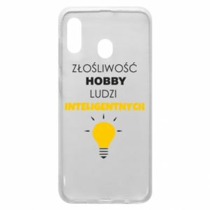 Phone case for Samsung A20 Slander - a hobby - PrintSalon