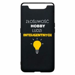 Phone case for Samsung A80 Slander - a hobby - PrintSalon