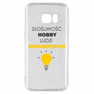 Phone case for Samsung S7 Slander - a hobby - PrintSalon