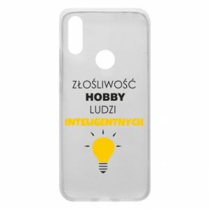 Phone case for Xiaomi Redmi 7 Slander - a hobby - PrintSalon