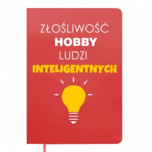 Notes Złośliwość - hobby