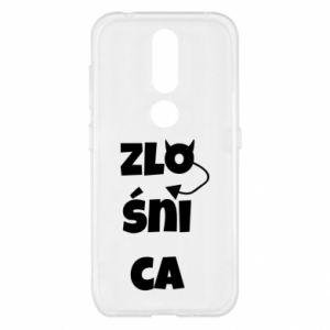 Etui na Nokia 4.2 Zlośnica