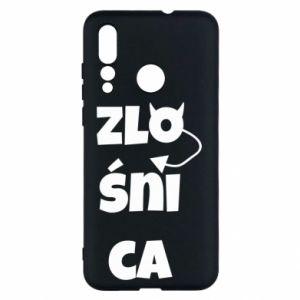 Etui na Huawei Nova 4 Zlośnica