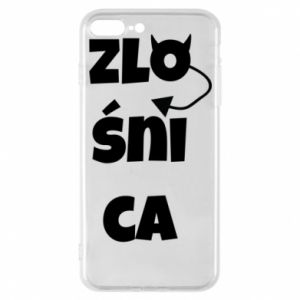 Phone case for iPhone 8 Plus Shrew - PrintSalon