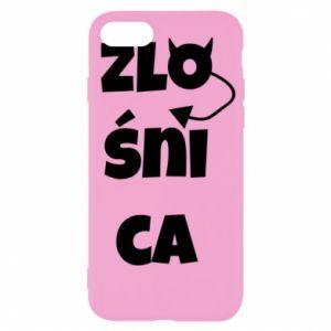 Etui na iPhone SE 2020 Zlośnica