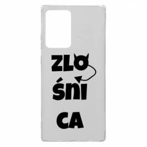 Etui na Samsung Note 20 Ultra Zlośnica