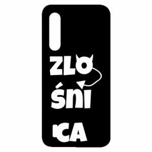 Etui na Xiaomi Mi9 Lite Zlośnica