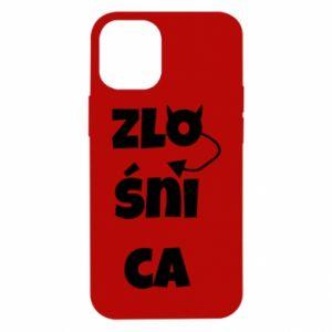 Etui na iPhone 12 Mini Zlośnica