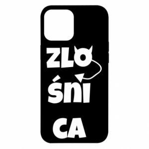 Etui na iPhone 12 Pro Max Zlośnica