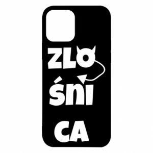 Etui na iPhone 12/12 Pro Zlośnica