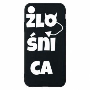 Phone case for iPhone XR Shrew - PrintSalon