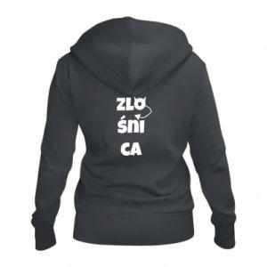 Women's zip up hoodies Shrew - PrintSalon