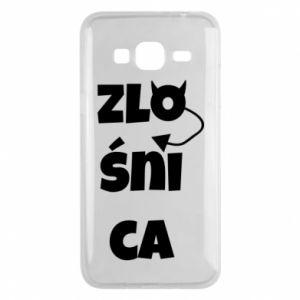 Phone case for Samsung J3 2016 Shrew - PrintSalon