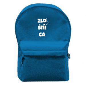 Backpack with front pocket Shrew - PrintSalon