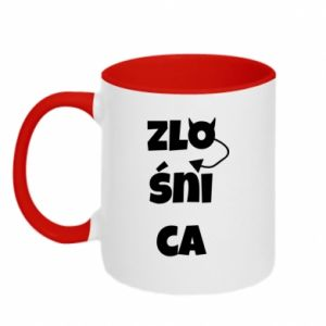 Two-toned mug Shrew - PrintSalon