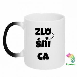 Chameleon mugs Shrew - PrintSalon