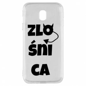 Phone case for Samsung J3 2017 Shrew - PrintSalon